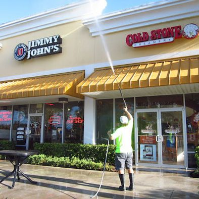 Commercial pressure cleaning Orlando, FL