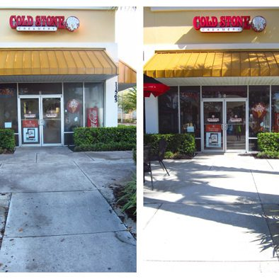 Commercial pressure washing Orlando, FL