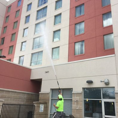 Commercial pressure washing Orlando, FL Wash Rite Cleaning