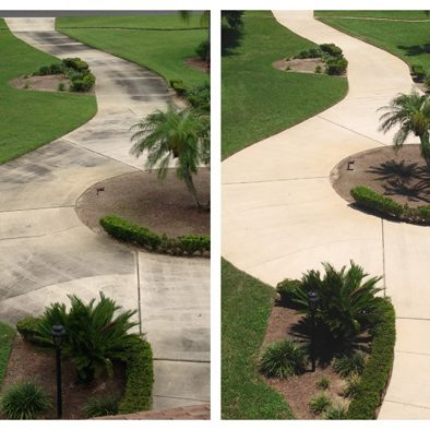 Driveway cleaning Orlando, FL