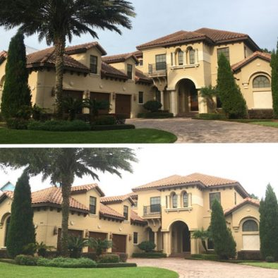 Wash Rite roof cleaning Orlando
